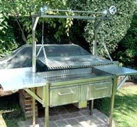 Como Construir Parrillas  -http://www.carneypapas.com/imagenes/grill/inox300.jpg